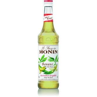 MONIN - Sirop Banane Jaune 70 cl