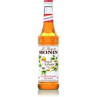 MONIN - Sirop goût fruits de la passion 70cl