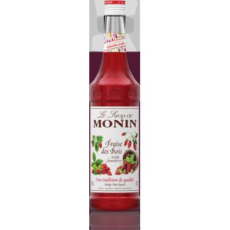 MONIN - Sirop goût fraise des bois 70cl