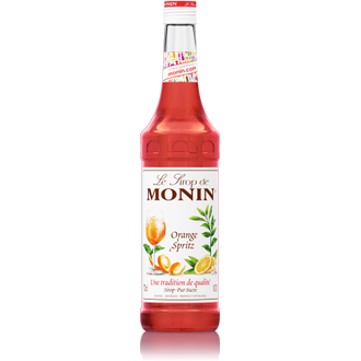 MONIN - Sirop goût orange Spritz 70cl