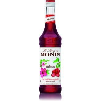 MONIN - Sirop goût hibiscus 70cl