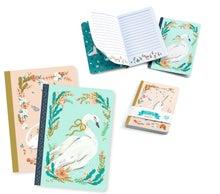 Achat en ligne Lot de 2 carnets Lucille 40 pages 10.5x15cm