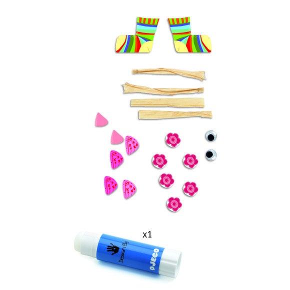 Achat en ligne Kit de collage des petits