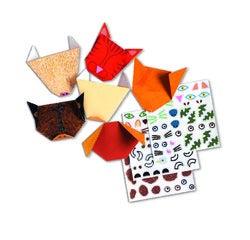 Achat en ligne Coffret d'origami animaux