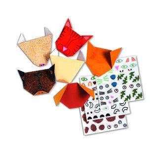 DJECO - Coffret d'origami animaux