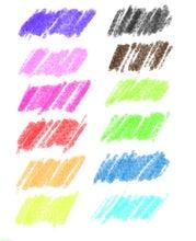 Achat en ligne Set de 10 crayons de couleurs aquarellables classique