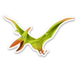 Achat en ligne 160 mini-stickers dinosaures
