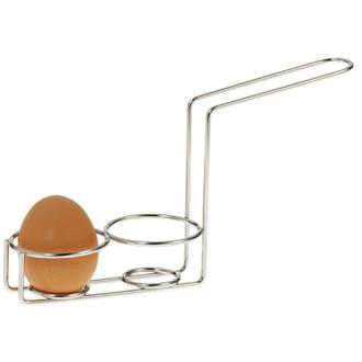 La Bonne Graine - Cuit œufs duo en inox