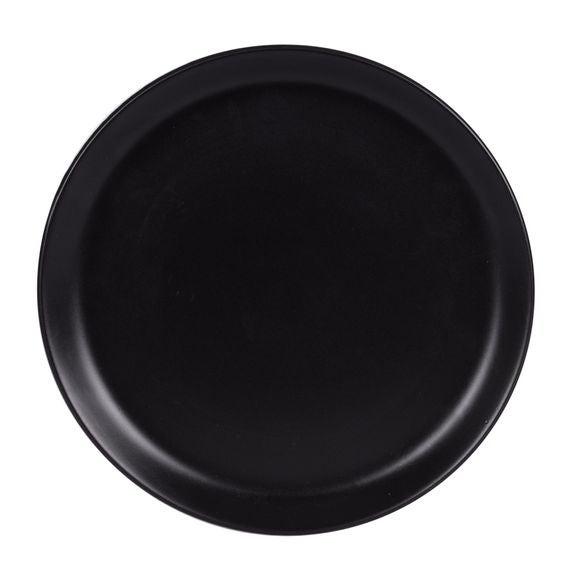 Achat en ligne Assiette plate itit noir mat 25 cm