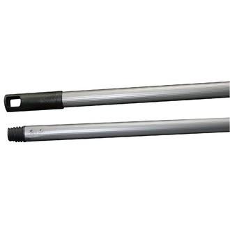 MONDEX - Manche en métal et en plastique gris 120cm