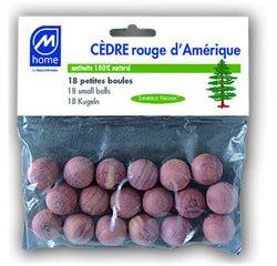 Achat en ligne 18 petites boules antimites