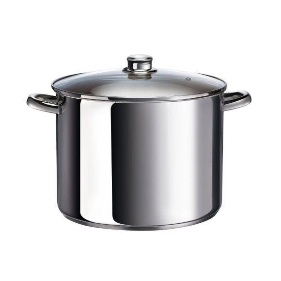 acquista online Pentola catering con coperchio, 26 cm 11 L