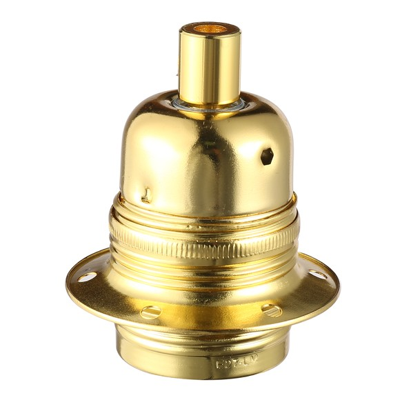 Achat en ligne Douille en acier rétro doré