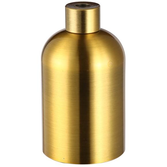 Douille en acier doré