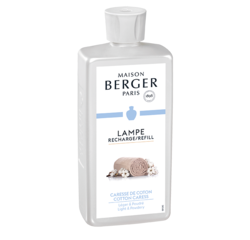 acquista online LAMPADA BERGER Profumo 500 ml Caresse de coton