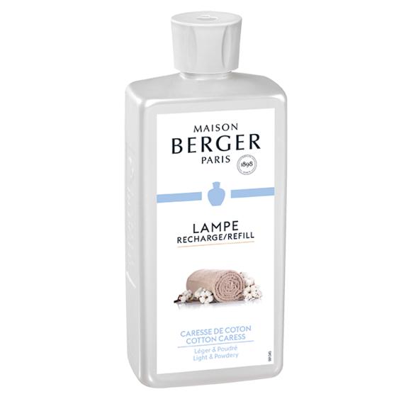 LAMPADA BERGER Profumo 500 ml Caresse de coton