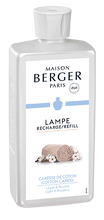 Achat en ligne LAMPE BERGER Parfum 500ml Caresse de coton