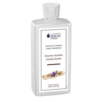 LAMPE BERGER Parfum 500ml Douceur suedee