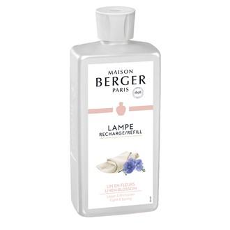 LAMPE BERGER Parfum 500ml Lin en fleurs