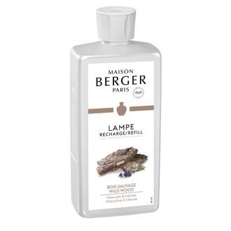 LAMPE BERGER Parfum 500ml Bois sauvage