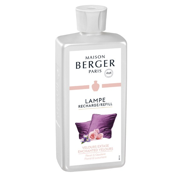 Lampe Berger Parfum Velours Extase 500ml Pas Cher Zodio