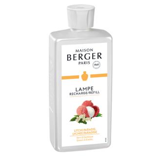 LAMPE BERGER - Parfum 500ml litchi paradis