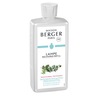 LAMPE BERGER - Parfum 500ml fraicheur eucalyptus