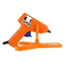 Achat en ligne Pistolet à colle multi-surfaces avec 2 recharges 14x7x19cm