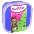 Porcelaine à modeler bleu WePam en pot 145 g