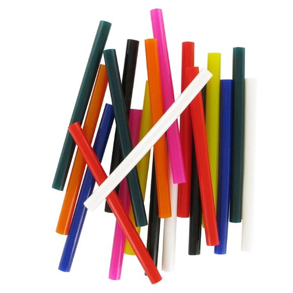Achat en ligne Set de 20 bâtons de peinture de couleurs vives
