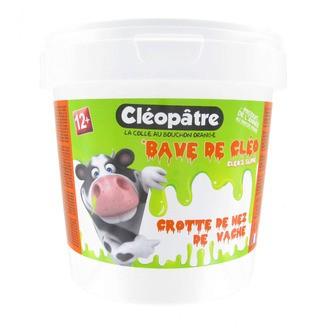 CLEOPATRE- kit bave de cleo crotte de nez de vache