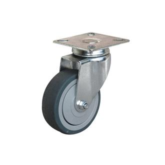 Roulette de manutention pivotante D75 75KG