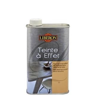 LIBERON - Teinte pour meubles à effet cendré en pot 0,5l