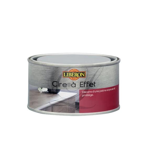 Cire pour meubles à effet cuivré en pot 0,25l