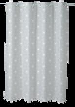 Achat en ligne Rideau de douche 100% polyester Eolia 180x200cm