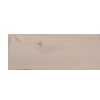 MAOM - Drap plat en percale chanvre 240x300cm