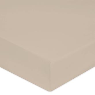 Maom - drap housse en percale chanvre 180x200cm