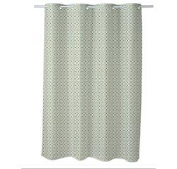 Achat en ligne Rideau de douche 100% polyester Crépin 180x200cm