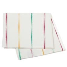 Achat en ligne Nappe 150x250cm en coton lavé multicolore Cortez