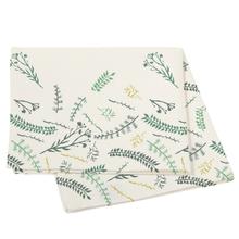 Achat en ligne 2 serviettes Leonara 100% coton slub 170g 40x40cm