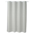 Rideau de douche 100% polyester Clea 180x200cm