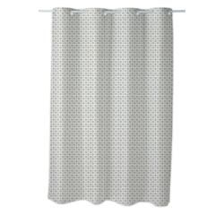 Achat en ligne Rideau de douche 100% polyester Clea 180x200cm