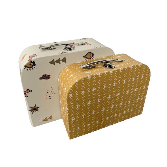 acquista online Set di 2 valigie lama