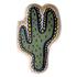Coussin enfant forme cactus
