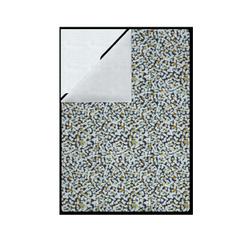 Achat en ligne Housse de couette 140x200cm en percale Fusion bleu encre