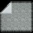 Housse de couette 260x240cm en percale Fusion bleu encre