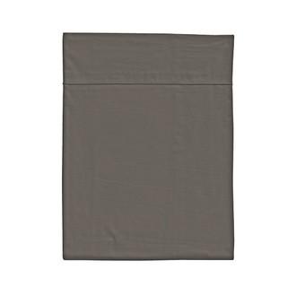 ZODIO - Drap plat en coton zinc 240x300cm