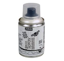 Achat en ligne Peinture de décoration gris perle en spray 100 ml