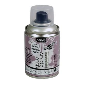 PEBEO - Peinture de décoration argent en spray 100 ml