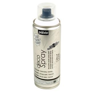 PEBEO - Peinture de décoration effet craie en spray 200 ml
